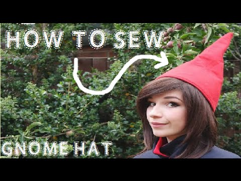 How to Sew: Wirt Cosplay (Part 2/2: Hat)