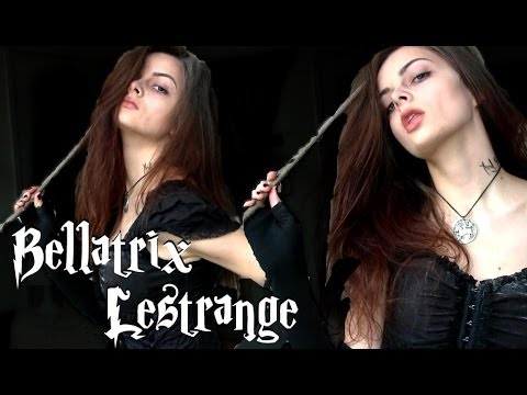 Bellatrix Lestrange | Last Minute Halloween Costume