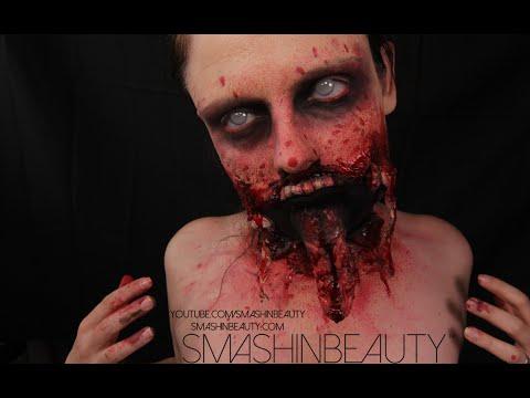 Exploded Face | Halloween SFX Makeup Tutorial 2019 SMASHINBEAUTY