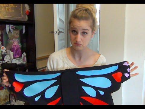 The NOT so Avengers - Butterfly Girl DIY Kids Costume