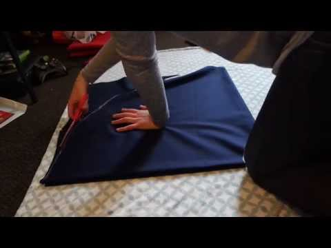 How to Sew: Wirt Cosplay (Part 1/2: Cloak)