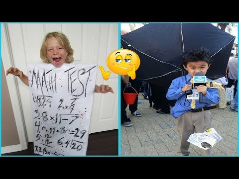Top 60 Clever Halloween Costumes for Kids | Bigoted