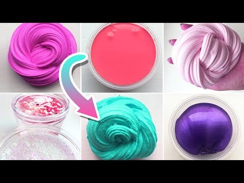 SUPER FUN DIY Fluffy Slime Without Borax | Como Hacer Slime Sin Borax Almidon y Detergente