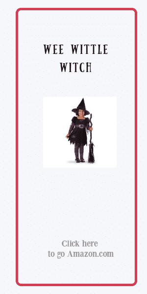 Wee Wittle Witch