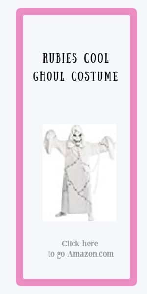 Rubies Cool Ghoul costume