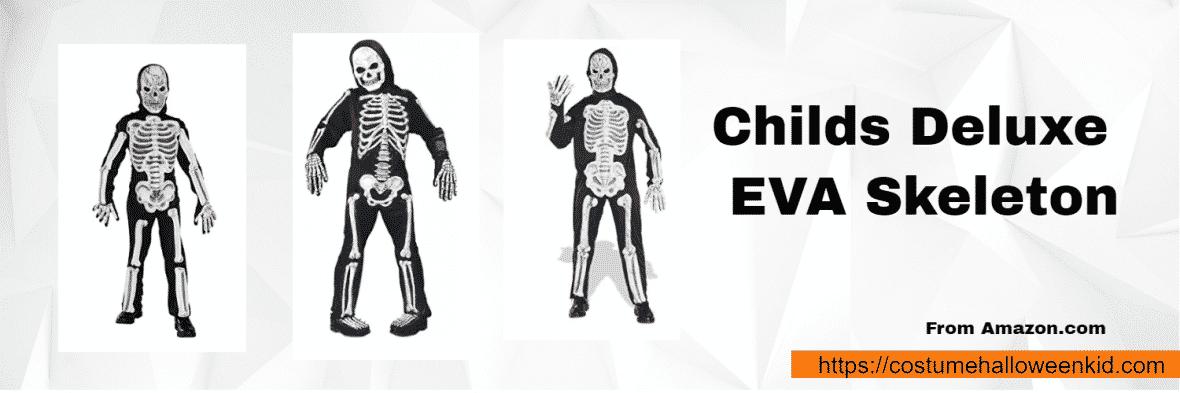 Childs Deluxe EVA Skeleton