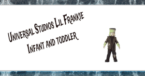 Universal Studios Lil Frankie Infant/toddler