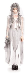 Rubie's Dead Bride Costume, Grey, X-Small