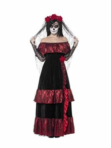 Smiffys Day of the Dead Bride Costume