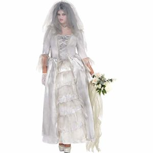 Ghost Bride Adult Costume - Plus Size 2X