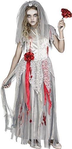Fun World Zombie Bride Girls