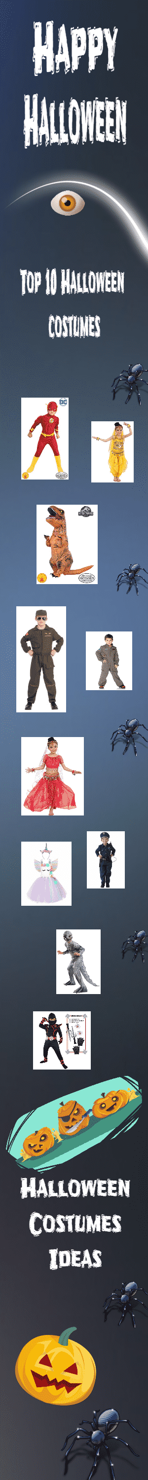 The Top 10 Halloween Costumes
